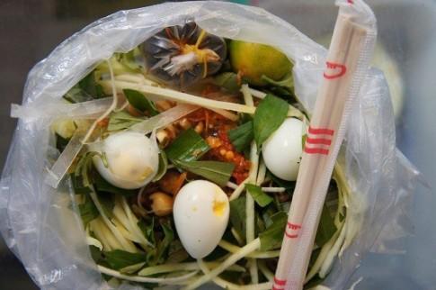Những món ăn vặt không thể bỏ qua ở Sài Gòn