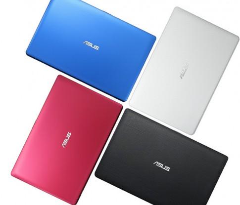 Những ưu điểm nổi bật của laptop Asus X series