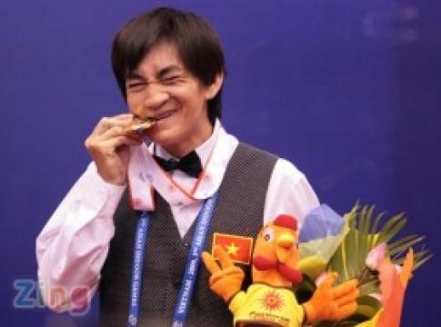 Những VĐV Việt Nam đặc biệt nhất tại SEA Games 27