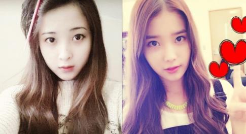 Nữ sinh Việt có dung nhan cực giống Ngọc Trinh, Yoona, IU