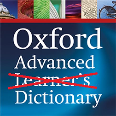Oxford Advanced Dictionary, hàng nhái nhưng cực chất (WP8)