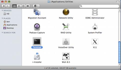Partitions trong Mac OS chia và gộp ra sao ?