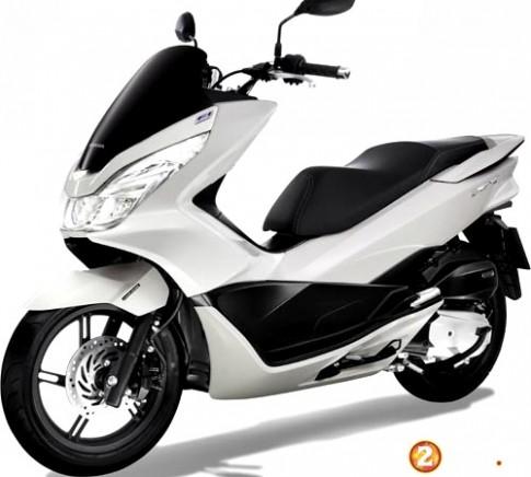 PCX 2014 - Scooter của công nghệ