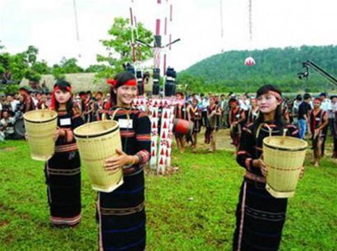 Phuot ve Dong Nai chiem nguong le hoi Sayangva