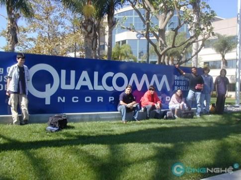 Qualcomm phải cắt giảm nhân sự vì cạnh tranh quá lớn