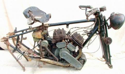 Rolls-Royce của môtô - Brough Superior SS80 từ quá khứ