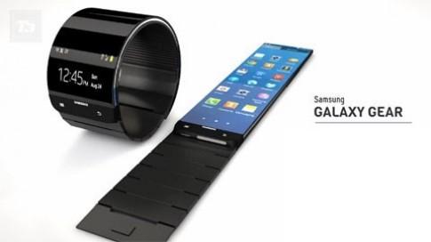 Samsung Galaxy Gear 2 và Galaxy Band sẽ ra mắt tại MWC 2014