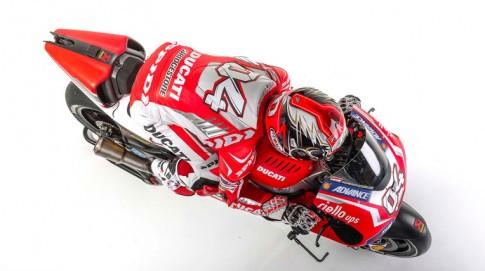 Siêu xe đua của Ducati tại MotoGP sắp về Hà Nội