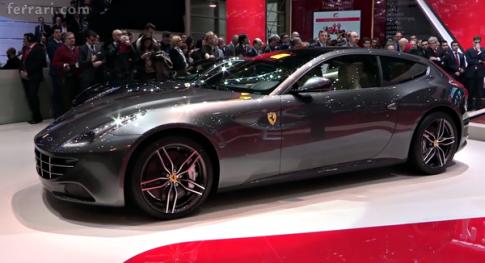 Siêu xe Ferrari được tích hợp CarPlay của Apple