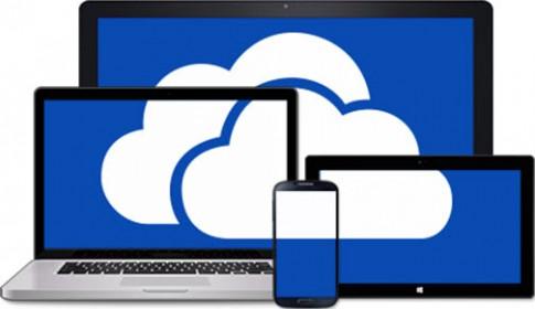SkyDrive chính thức đổi tên OneDrive, Microsoft tặng thêm 3GB