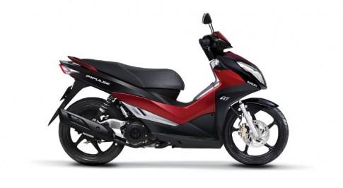 So sánh Suzuki Impulse và Honda Air Blade