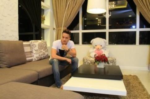 Soi phòng ngủ đẹp lung linh của các quý ông showbiz Việt