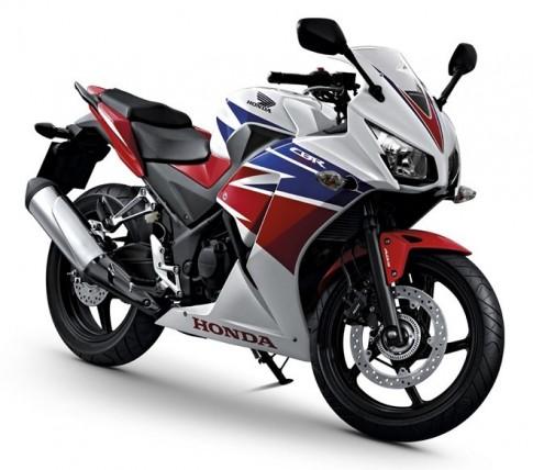 Sportbike CBR300R của Honda lùi ngày sản xuất