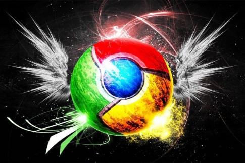 Sử dụng trình duyệt Chrome làm laptop nhanh hết pin