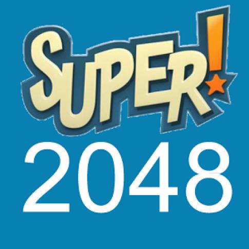 Super 2048 - phiên bản nâng cấp của game 2048 còn khó hơn
