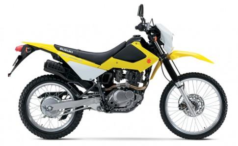 Suzuki DR200S 2015 dòng xe thể thao tính năng vượt trội