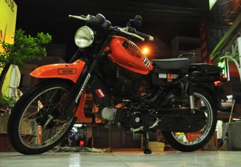 Suzuki FB100 Lột xác hoàn toàn