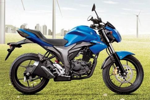 Suzuki Gixxer sẽ được chào bán tại Indonesia với giá 1.090 USD