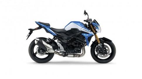 Suzuki GSR750 ABS thêm phiên bản màu mới