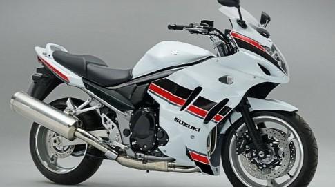 Suzuki GSX 1250FAZ phiên bản đặc biệt với hai tùy chọn