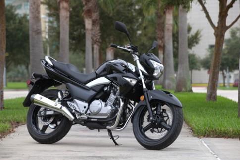 Suzuki Inazuma GW250 giảm giá mạnh nhằm cạnh tranh với đối thủ khác