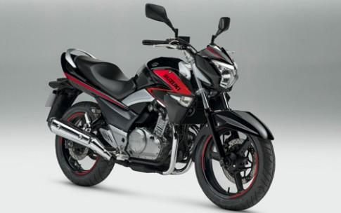 Suzuki Inazuma Limited vừa được ra mắt với giá 6.100 USD