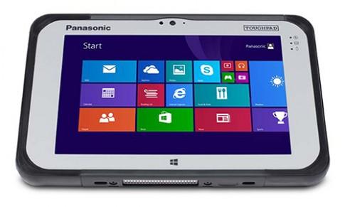 Tablet siêu bền chạy core i5 từ Panasonic