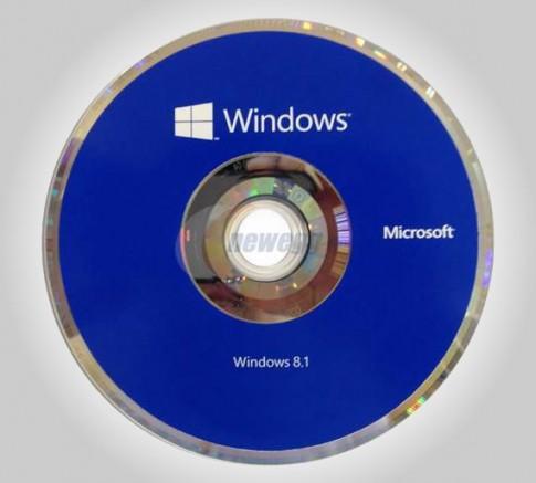 Tải file ISO cài đặt Windows 8.1 gốc từ chính Microsoft
