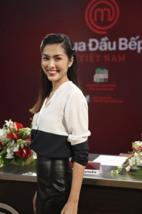 Tăng Thanh Hà tự tin trong vai trò giám khảo