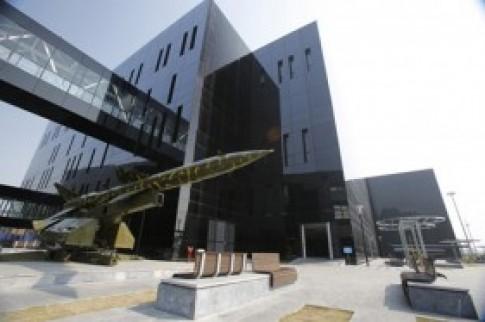 Thư viện kiêm bảo tàng 900 tỷ đoạt giải công trình của năm