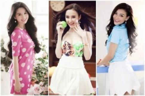 """Top 5 """"gái ngoan"""" của showbiz Việt"""