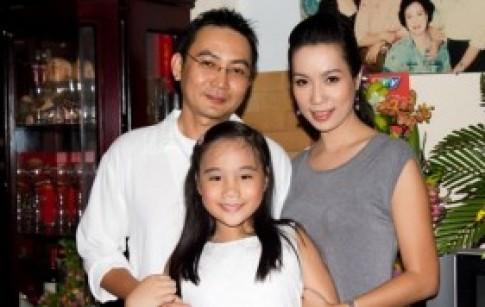 Trịnh Kim Chi thấy may mắn khi được chồng thấu hiểu
