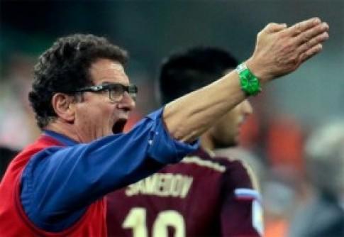 Truyền thông Nga đả kích Capello về thất bại ở World Cup