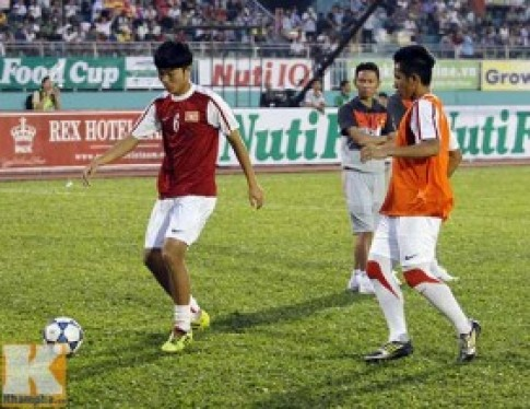 U19 VN - U19 Nhật Bản: Thử thách bản lĩnh