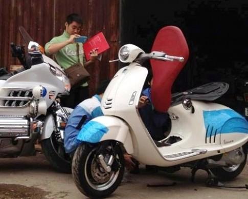"""Vespa 946 và mức độ """"chịu chơi, chịu chi"""" của người Việt"""