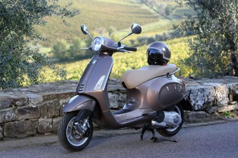 Vespa Primavera 150cc sẽ được bán tại Indonesia trong tháng 3