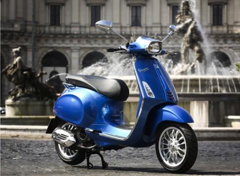 Vespa Sprint được Piaggio chính thức giới thiệu
