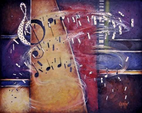 Vì cảm xúc là một bản nhạc không lời...