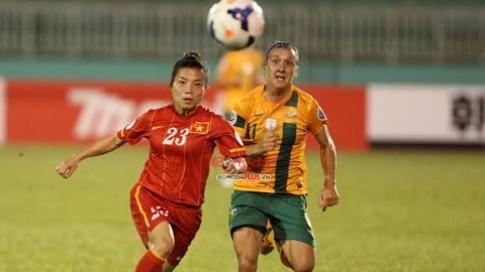 Việt Nam 0-2 Australia : Dấu ấn mạnh mẽ trước ĐKVĐ châu Á