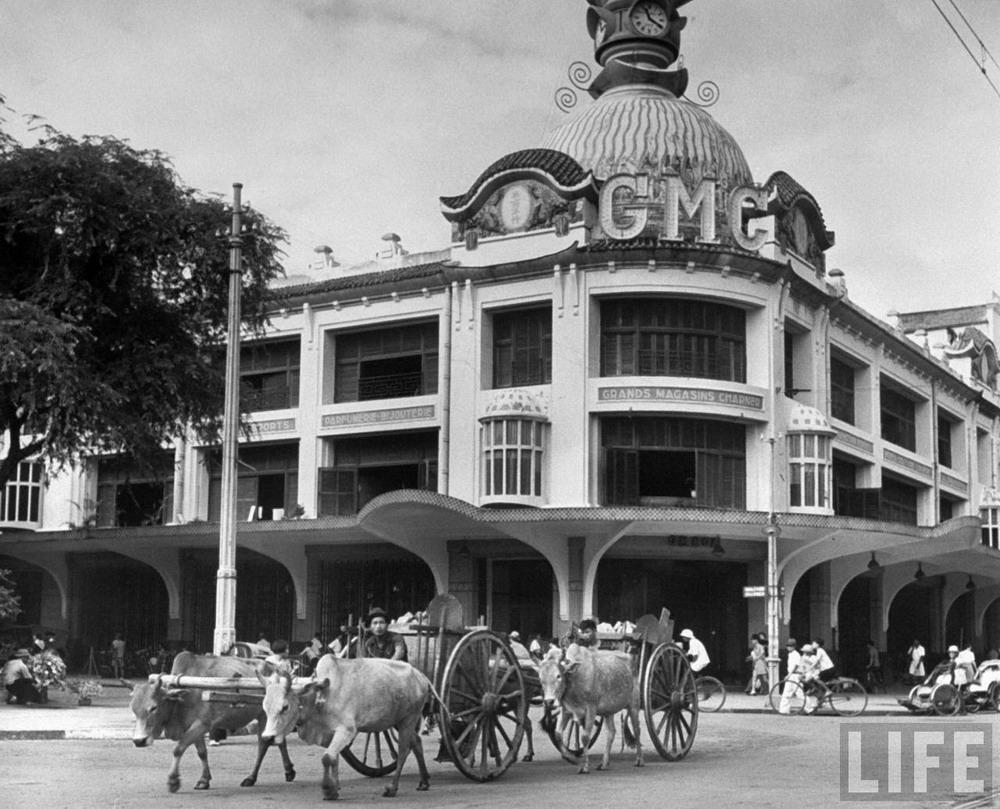 Việt Nam 1948 qua ảnh của tạp chí Life
