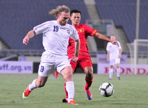Việt Nam chấm dứt giấc mơ Asian Cup 2015