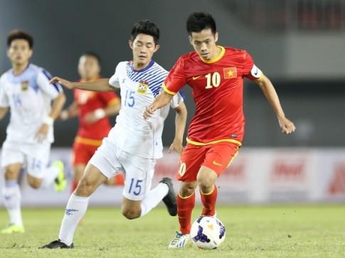 Việt Nam hóa Liverpool, Lào hóa Tottenham - chiến thắng 5 sao
