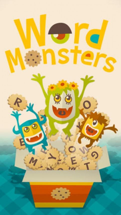 Word Monster: game thi đấu đố chữ cực thú vị