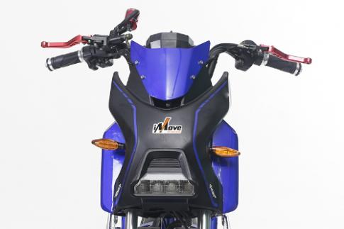 Xe điện X-men phong cách thể thao mới