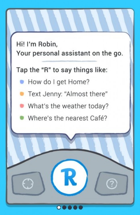 Xin chao Toi la Robin Em cua Siri