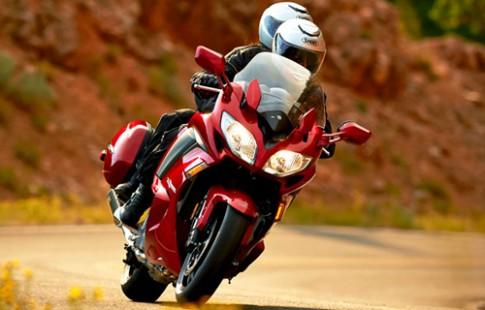 Yamaha chuẩn bị ra mắt phiên bản Sport tourer của Fz-09