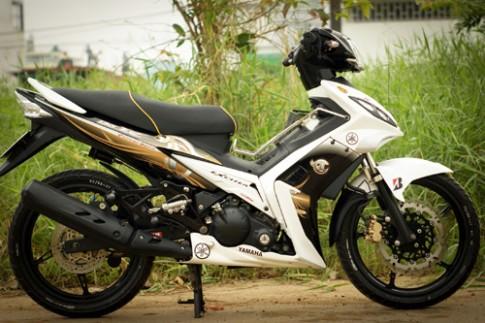 Yamaha Exciter độ theo phong cách X1R cực đẹp !!