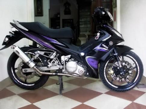 Yamaha Exciter lên ver X1R !