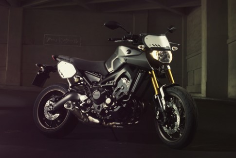 Yamaha FZ-09 vừa ra mắt phiên bản Street Tracker