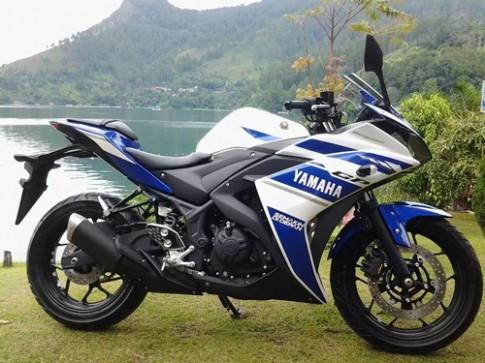 Yamaha hé lộ thông tin sản xuất môtô R3